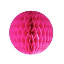 Honeycomb bal knalroze