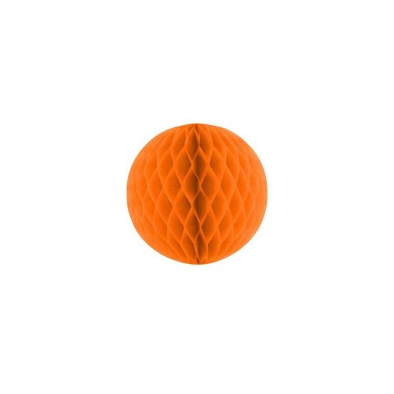 Honeycomb bal oranje
