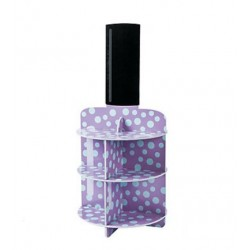 Nail polish etagere