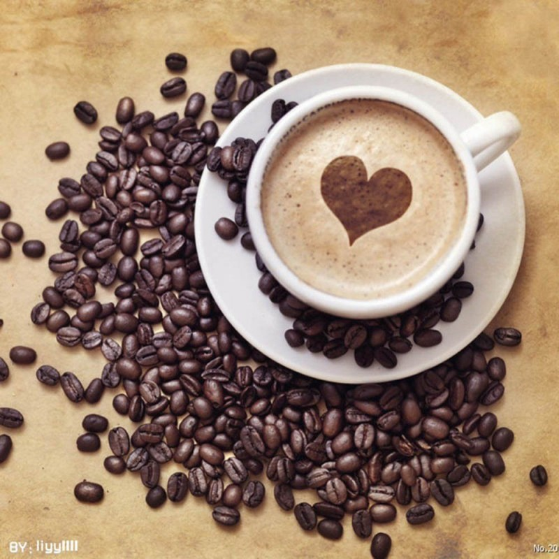 Cocoa template - Heart
