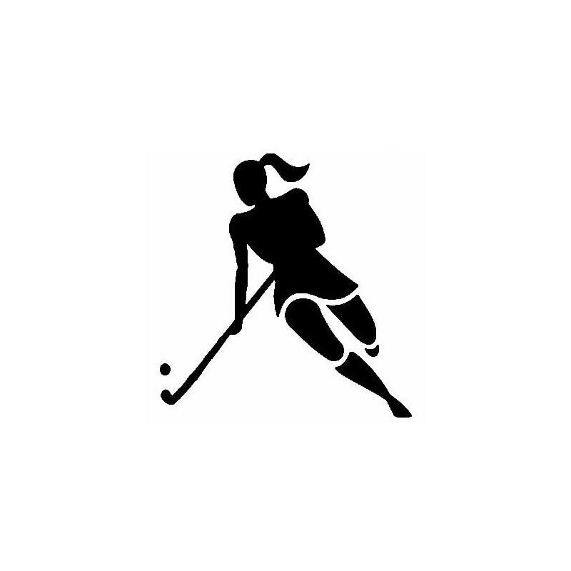 Planstickers hockey ladies
