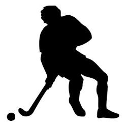 Planstickertjes hockey heren