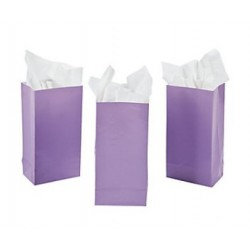 Treat bags lilac