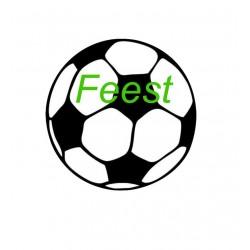 Uitnodiging voetbal
