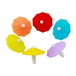 Glasmarkeerders parasol