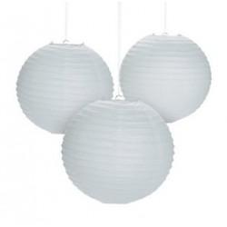 Paper lantern white