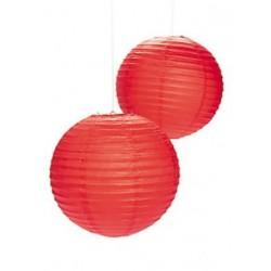Lampion rood