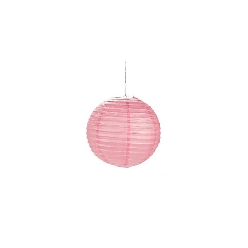 Paper lantern pink