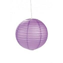 Paper lantern lilac