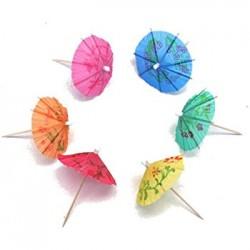 Papieren parapluutjes