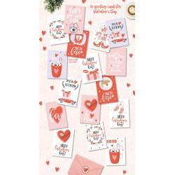 Valentijnkaartjes