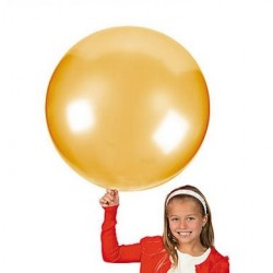 36 inch golden balloon