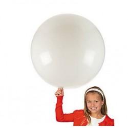 90 cm grote witte ballon