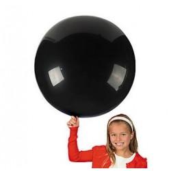 90 cm grote zwarte ballon
