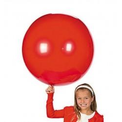 90 cm grote rode ballon