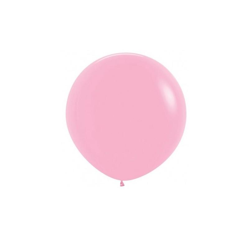 90 cm grote roze ballon