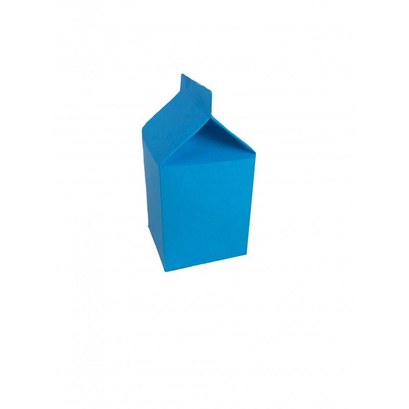 Milk carton blue @joyenco.nl