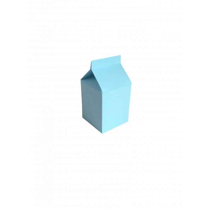 Milk carton ligth blue @joyenco.nl