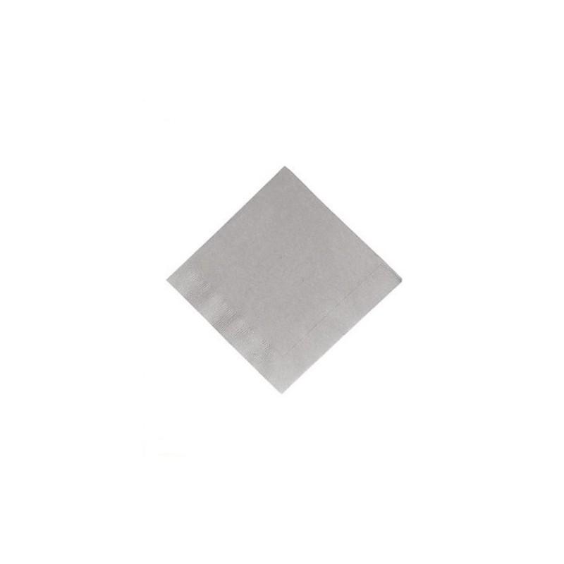 Servetten zilver