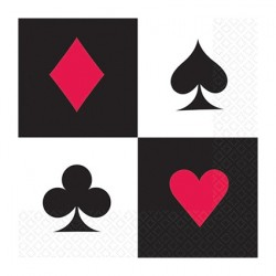 Servetten kaartspel