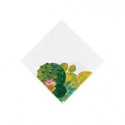 Napkins cactus