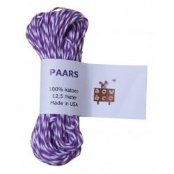 Bakkerstouw paars
