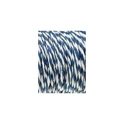 Bakkerstouw marineblauw
