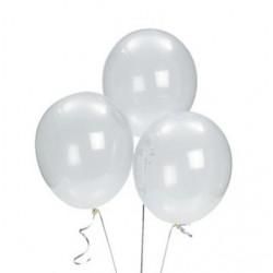 Doorzichtige ballonnen