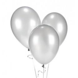 Balloons silver