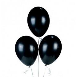 Ballonnen zwart