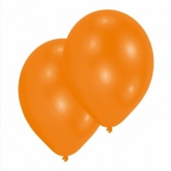 Balloons orange