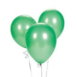 Balloons green