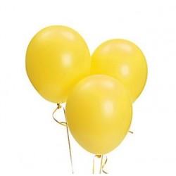 Balloons yellow