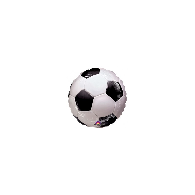 Foilballoon soccer ball