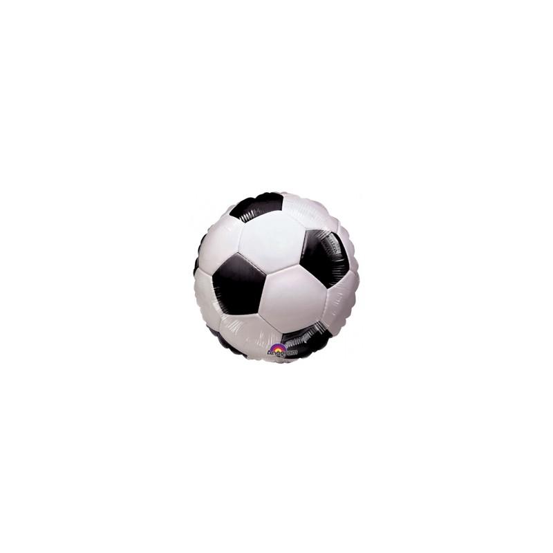 Foilballoon soccer ball