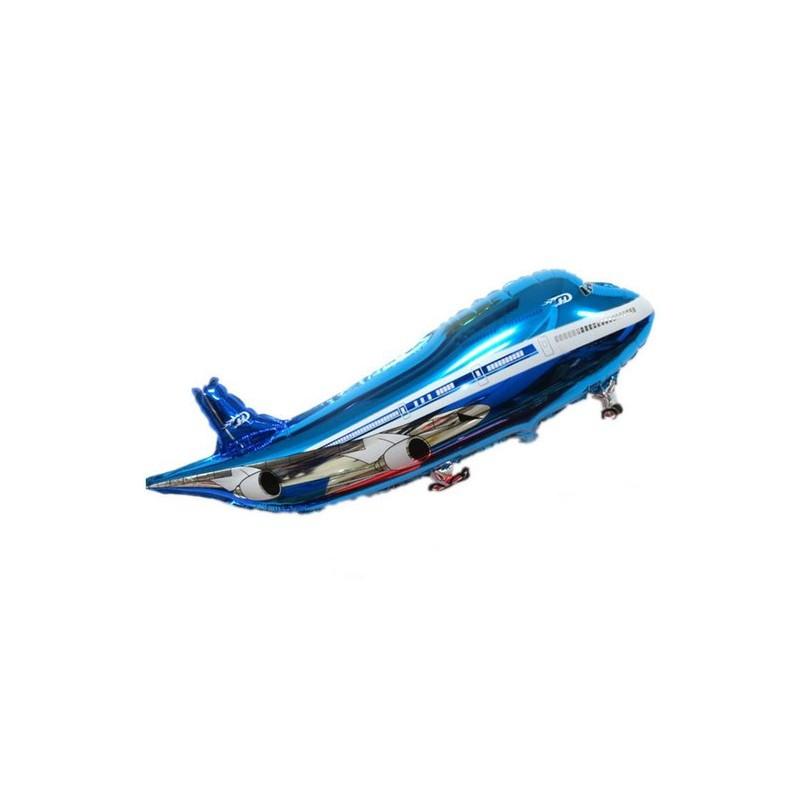 Foilballoon airplane