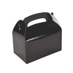 Traktatie doos zwart