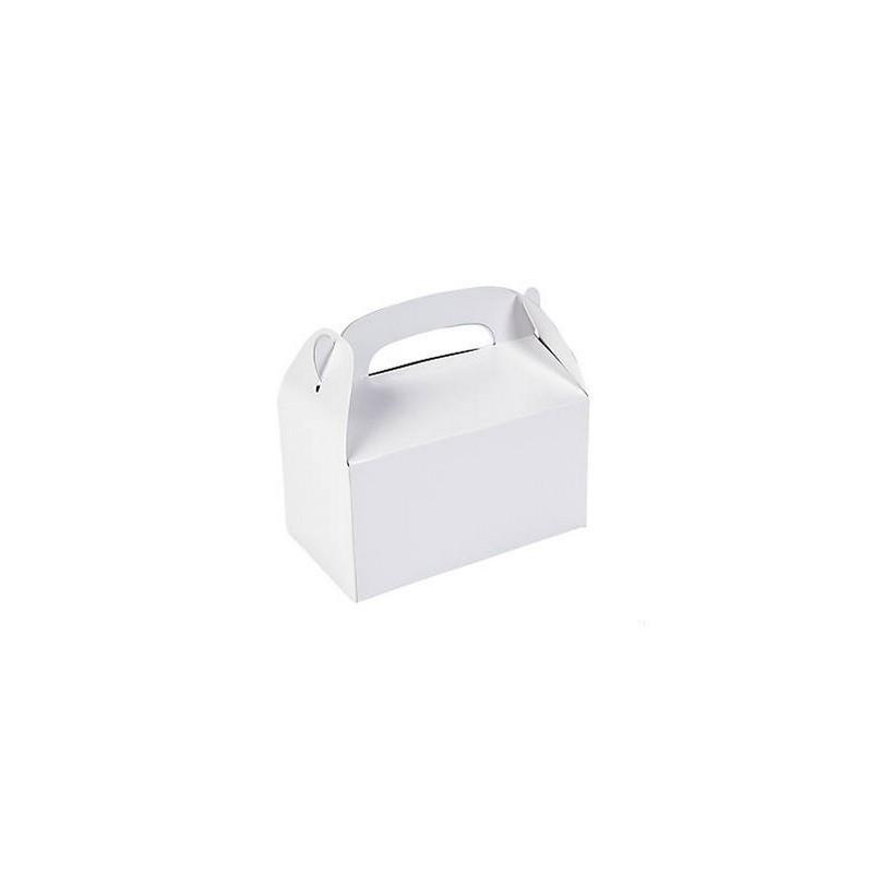 Treat boxes white